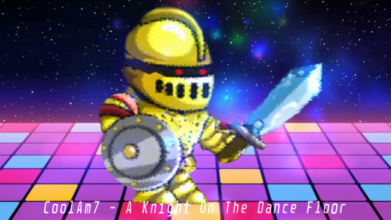 A Knight On The Dance Floor