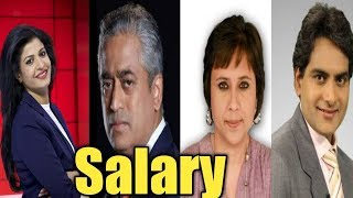 Video Top 6 Tv News Anchors Salary Per Month | Per Day Salary of Top indian Journalists download MP3, 3GP, MP4, WEBM, AVI, FLV Juli 2018