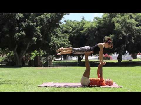 AcroYoga - Basic Transitions