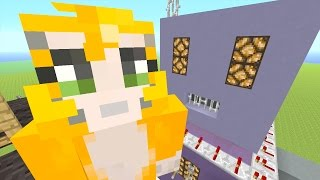 Minecraft: Xbox - Building Time - Robot {61}