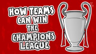 How every team can win the Champions League! ► 442oons x Onefootball