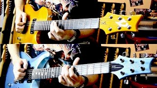 PRS Custom 24 VS VIGIER GV Rock - Hard Blues style