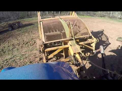Check out this old rock picker! I have a tractor confession to make...