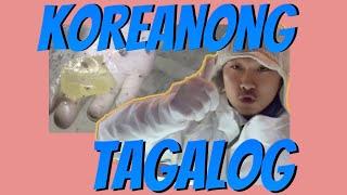 FILIPINO / TAGALOG SPEAKING SALESMAN - MYEONGDONG SEOUL SOUTH KOREA