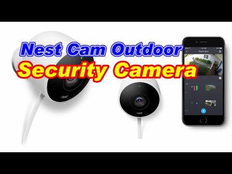 Nest Cam Outdoor - Test Security Camera