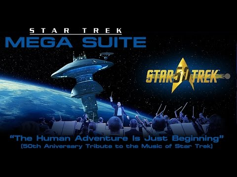 Star Trek Mega Suite: 50th Anniversary Tribute to the Music of Star Trek