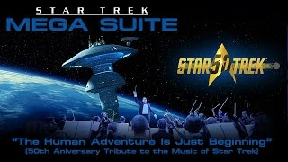 Star Trek Mega Suite: 50th Anniversary Tribute to the Music of…