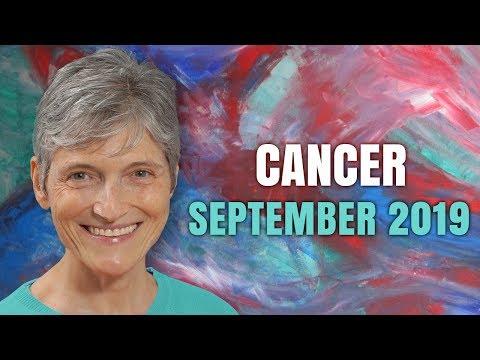 Cancer September 2019 Astrology Horoscope Forecast