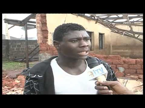 Collapsed school building kills Primary School pupil in Benin