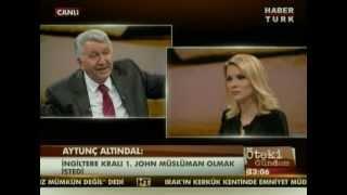Oteki Gundem - Aytunc Altindal - Pelin Cift - 03.Subat.2013