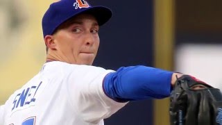 MLB 2016 Top Prospects - Blake Snell player profile
