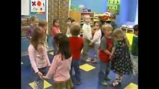 Bruederchen - Teach a German Folk Dance to Preschoolers