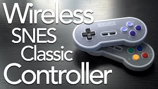 8Bitdo SNES Classic Wireless Controller Review