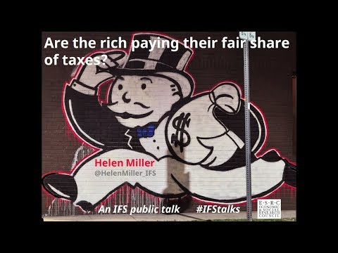 Are the rich paying their fair share of taxes?