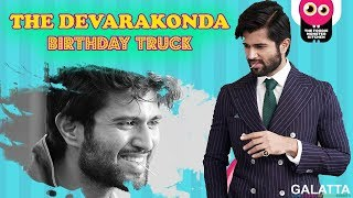 Vijay Devarakonda Birthday Treat - FREE Ice Cream to Public | Mahanati