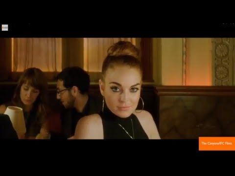 Lindsay Lohan Strips Down in 'The Canyons' Trailer
