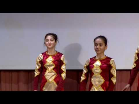 В канун Дня влюбленных саратовские студенты отметили армянский праздник Терендез