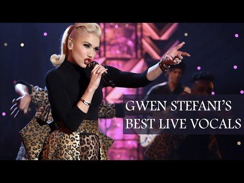 Gwen Stefani's Best Live Vocals
