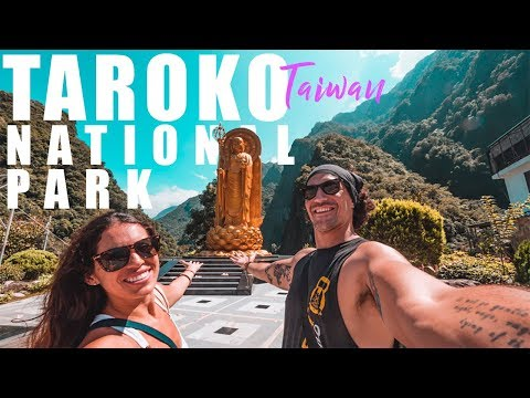 TAROKO NATIONAL PARK LOOKS LIKE NEW ZEALAND - Taiwan