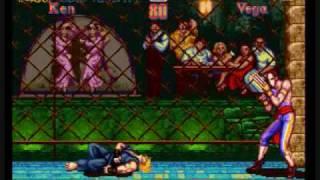 Super Street Fighter 2 - The New Challengers - Ken (full game) Part 3/3 thumbnail