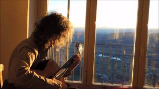 Happy Birthday 2015 - Fingerstyle Acoustic Guitar Solo - Maurizio Verna