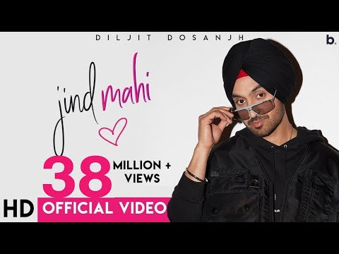 Jind Mahi (Official Video) | Diljit Dosanjh | Manni Sandhu I New Punjabi Songs 2018 |