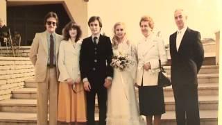 MONTAGGIO FOTO MATRIMONIO 1980