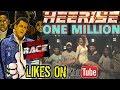 Race 3   HEERIYE SMASHES 1 MILLION LIKES YOUTUBE   SALMAN KHAN   MEET BROS   NEHA BHASIN DEEP MONEY