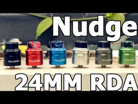 Wotofo Nudge 24mm RDA Black
