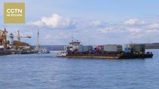 Объем торговли китайского приграничного города Хэйхэ с Россией превысил $16 млрд
