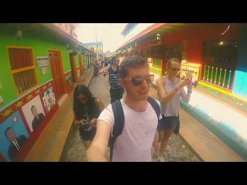 3 Weeks of Solo Backpacking in Colombia - Summer 2017 - GoPro