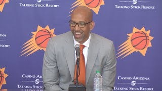 Full Monty: Williams Ready To Put Suns To Work