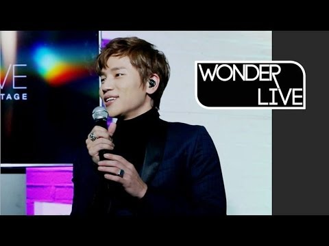 WONDER LIVE: K.Will(케이윌)_You don't know love(촌스럽게 왜 이래)+Lay Back(레이 백)+I'll be with you(네 곁에)