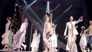 20180324 안재욱, 뮤지컬 광화문연가 여수공연 첫째날 커튼콜 (안재욱,허도영,차지연,이연경,홍은주,이하나 공연)