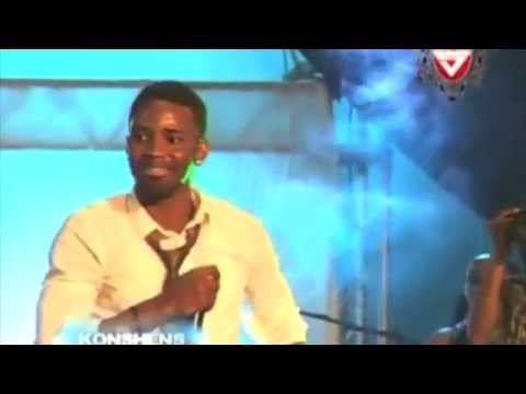 Tear The Road . Konshens (Live in Kenya @ Homeboyz Sepetuka) 2011