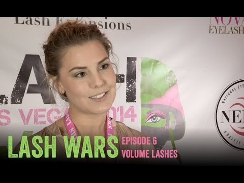 Lash Wars Episode 6 - Volume Lashes (Round 1)