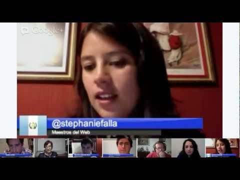Hangout No.5: Periodismo digital: ¿Estar en Internet es suficiente? • Hangouts de Periodismo
