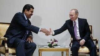 Путин и Сечин спасают Мадуро?
