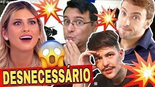 🌜🔥 Saulo Pôncio e os Pais FALTAM audiência com Leticia Almeida | Vitor Kley é Operado as Pressas