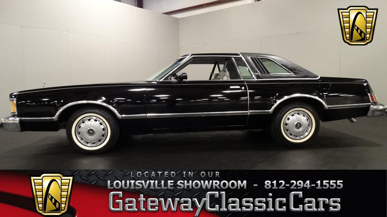 1978 Mercury Cougar  Louisville Showroom  Stock  1078  YouTube