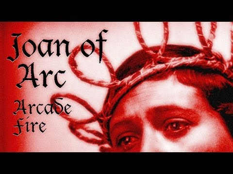 Arcade Fire - JOAN OF ARC (a music video) - from the album Reflektor (2013)