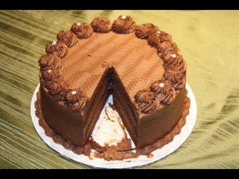 How to make a whipped cream cake
