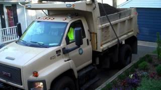 Mulch Dump