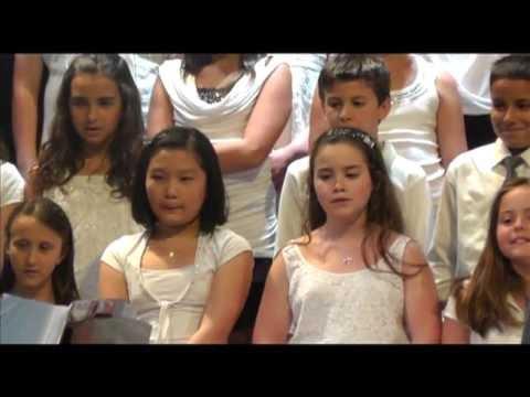 North Pembroke Elementary School Spring Concert, June 6, 2013