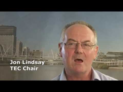 Jon Lindsay The Role of a TEC Chair