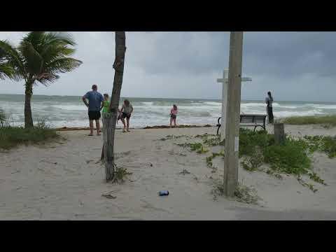 Hurricane Irma - Dania Beach
