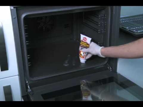 service video - oven schoonmaken - youtube