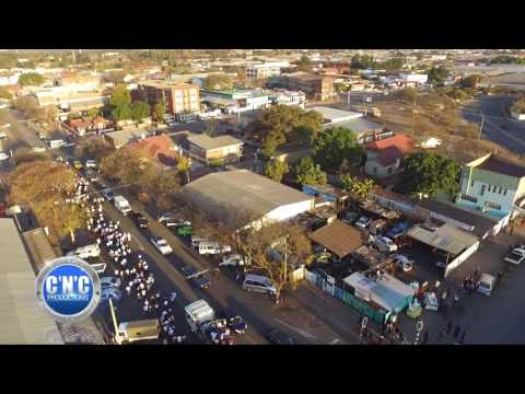 THE BEST DRONE FOOTAGE FROM BULAWAYO CITY OF KINGS