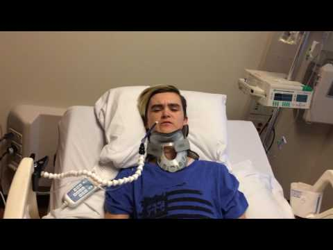 Road To Recovery: Day 1 at Shepherd Center