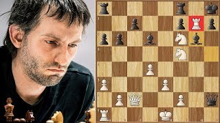 Odd Place to Put a Rook || Xu vs Grischuk || FIDE World Cup (2019)